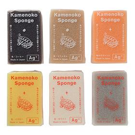 亀の子スポンジ秋限定6色セット